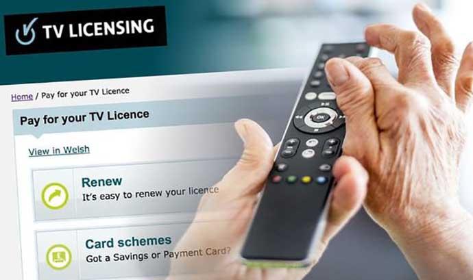 TV license 2