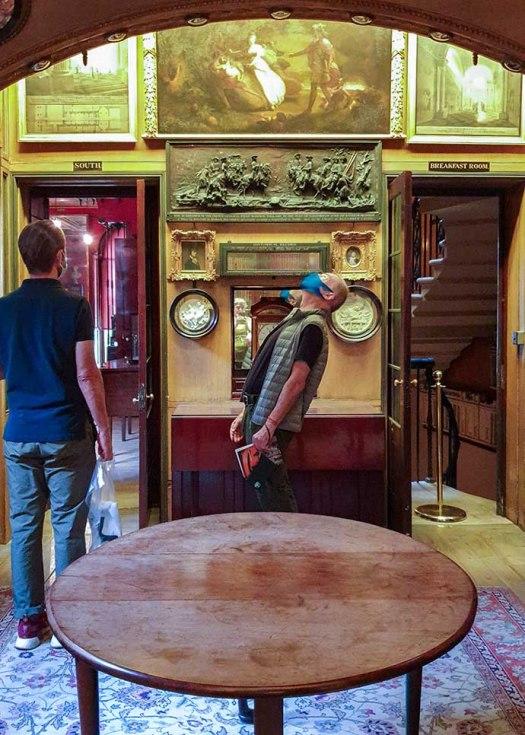 john soane museum breakfast room