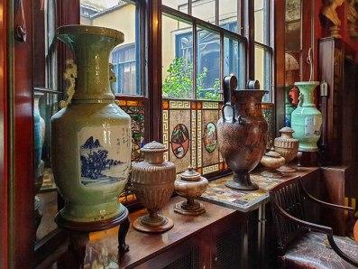 john soane museum vasos